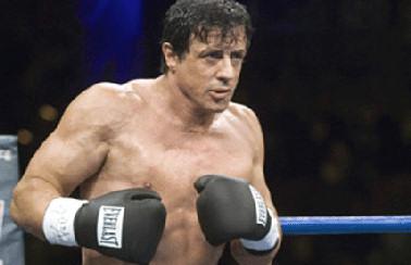 Rocky luta contra os pezinhos de galinha
