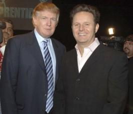 Mark Bunnet e Donald Trump