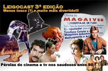 Leigocast terceira edição