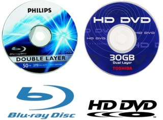 Blu-ray vs. HD DVD