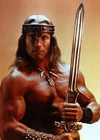 O antigo Conan