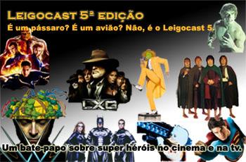 Leigocast cinco