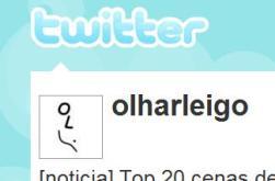 Twitter do Olhar Leigo