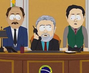 Lula no South Park